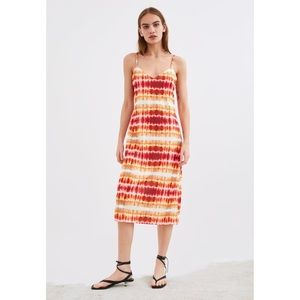 Zara TIE DYE DRESS M